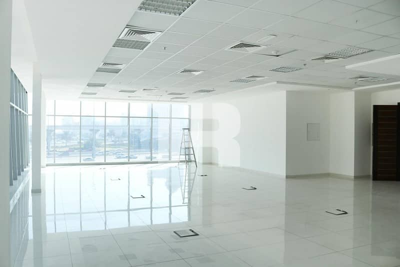 2 Huge office|Fully Fitted| Prime location