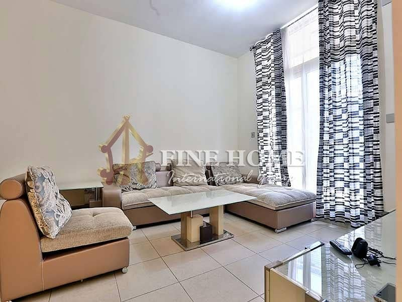 Beautifully Furnished 2BR Apartment
