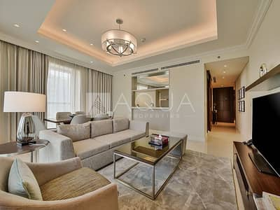 Reduced price| Fully furnished| Outstanding burj view