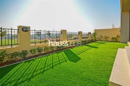 تاون هاوس 5 غرف نوم للايجار في داماك هيلز (أكويا من داماك)، دبي - Brand New VD2 | Fully Landscaped | Corner Plot