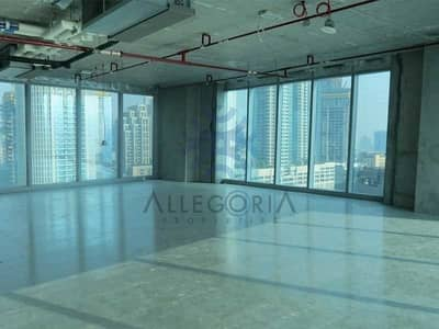 Office for Rent in Downtown Dubai, Dubai - Shell & Core Downtown Office - amazing views