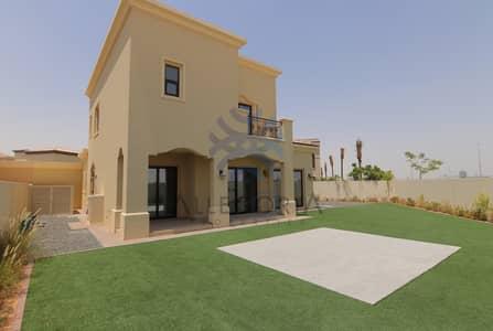 5 Bedroom Villa for Rent in Arabian Ranches 2, Dubai - Single Row 5 Bedroom plus Maid Room Villa