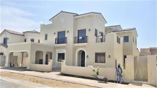 فیلا 6 غرفة نوم للبيع في المرابع العربية، دبي - Best deal | 6 Bedroom plus maid | Golf course view
