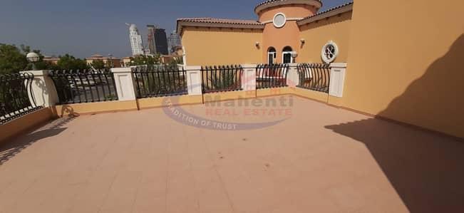 فیلا 5 غرفة نوم للايجار في جميرا بارك، دبي - VILLA FOR RENT IN JUMEIRAH PARK