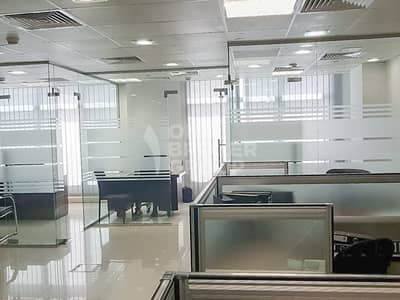 Office for Sale in Barsha Heights (Tecom), Dubai - EXCLUSIVE| FITTED OFFICE| 5 Parking| Rented.