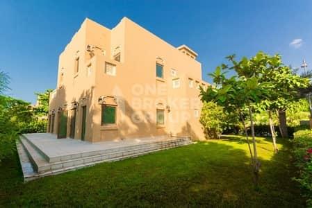 5 Bedroom Villa for Sale in Al Furjan, Dubai - Single Row | Park View | Immaculate condition