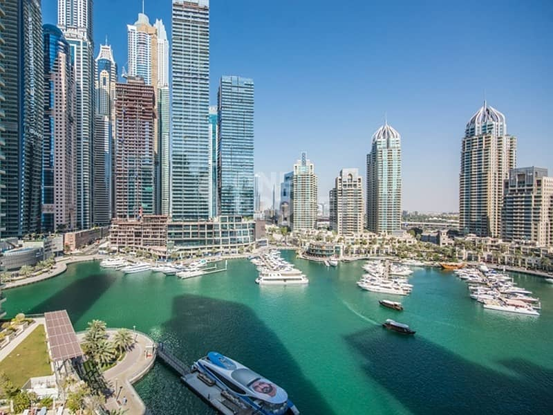 2 Exclusive 3Bed|Upgraded|Full Marina View