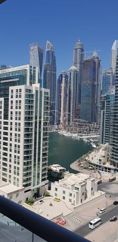 Studio for Rent in Dubai Marina, Dubai - DUBAI MARINA DIAMOND 06 l 2 BEDROOM WITH BALCONY l FOR RENT ONLY IN 65000/-