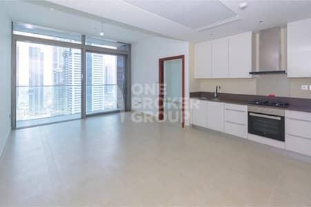 فلیٹ 1 غرفة نوم للبيع في دبي مارينا، دبي - 1 BR on High floor. FULLY PAID and Handed over