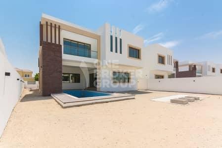فیلا 5 غرفة نوم للبيع في جميرا بارك، دبي - Brand New l Ultra Modern l Custom Made l Spacious