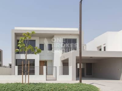 5 Bedroom Villa for Sale in Dubai Hills Estate, Dubai - Type E4 | Directly On The Park | Next To Pool.