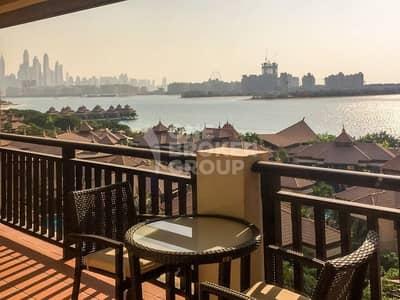 فلیٹ 1 غرفة نوم للبيع في نخلة جميرا، دبي - Full Palm/ Sea view 1 Bedd on High floor