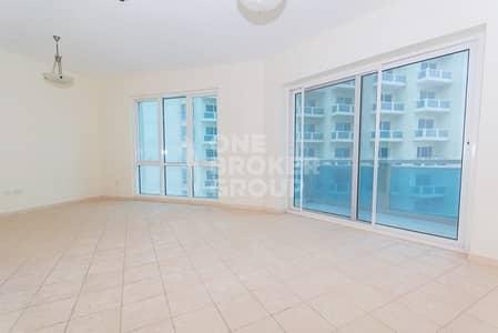 شقة 2 غرفة نوم للبيع في مدينة دبي للإنتاج، دبي - Corner Apartment