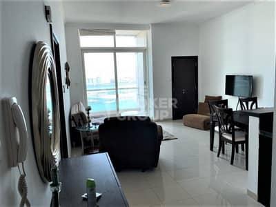 فلیٹ 1 غرفة نوم للبيع في دبي مارينا، دبي - Lowest Price 1 Bed |Sea View| High Floor