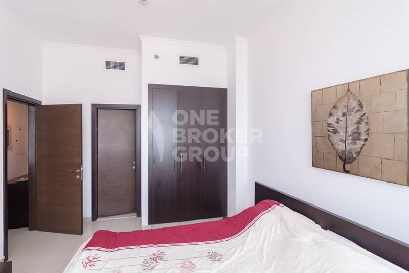 10 Lowest Price 1 Bed |Sea View| High Floor