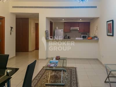 1 Bedroom Apartment for Sale in The Greens, Dubai - 8% Yield | Garden View | Mid floor | SAMAR.