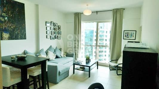 1 Bedroom Flat for Sale in The Views, Dubai - Rented | Canal and Golf View | Higher floor.