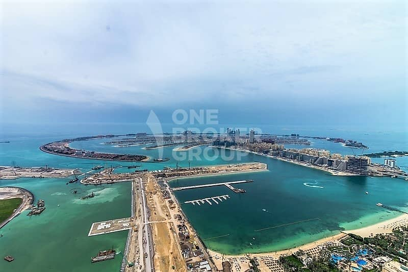 Penthouse Type |Breathtaking Sea View|4 Bed
