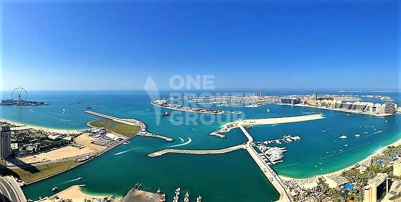 20 Penthouse Type |Breathtaking Sea View|4 Bed