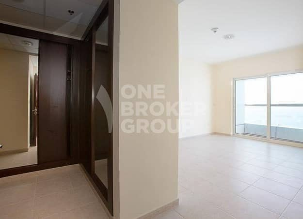 1 Full Sea and Dubai Eye View | 1Bed | Rented