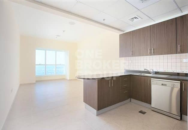 2 Full Sea and Dubai Eye View | 1Bed | Rented