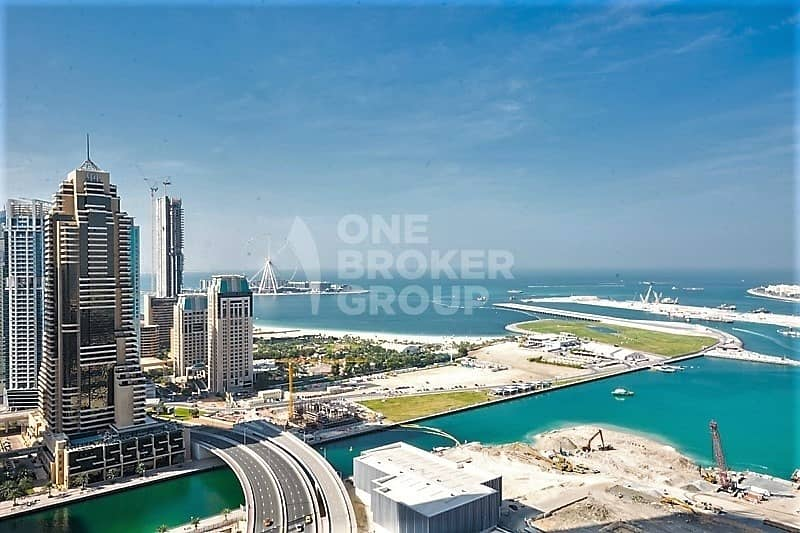 Vacant 3 Bed+ Maids|Spectacular Sea View