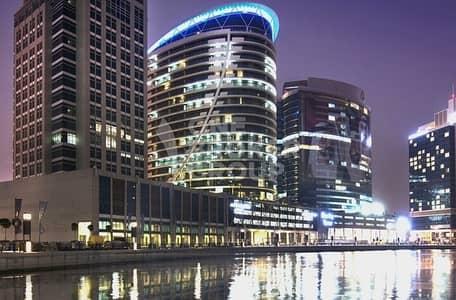 شقة فندقية 1 غرفة نوم للايجار في الخليج التجاري، دبي - Furnished 1 BR in Damac Maison Bays Edge