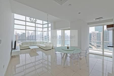 2 Bedroom Apartment for Sale in Business Bay, Dubai - Luxury Duplex | Canal and Burj View| Reduced Price