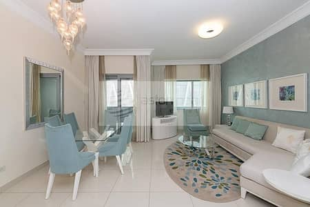 3 Bedroom Flat for Rent in Downtown Dubai, Dubai - Burj View