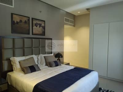 شقة 1 غرفة نوم للبيع في الخليج التجاري، دبي - Biggest Layout   Furnished 1 Bed   Majestine Tower