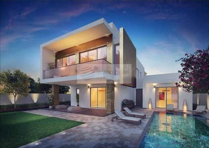 2 Bedroom Villa for Sale in Yas Island, Abu Dhabi - Resale | Motivated Seller | Single Row Villa