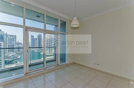 شقة 2 غرفة نوم للبيع في دبي مارينا، دبي - 6.3% Return | Low Floor | Must see property !
