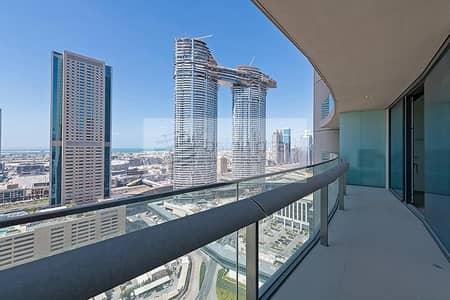 شقة 1 غرفة نوم للبيع في وسط مدينة دبي، دبي - Brand New | Ready 1BR | Full Sea View | Burj Vista
