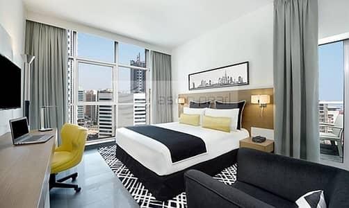 Hotel Apartment for Sale in Barsha Heights (Tecom), Dubai - Rare   Executive Suite  in 4 Stars Hotel