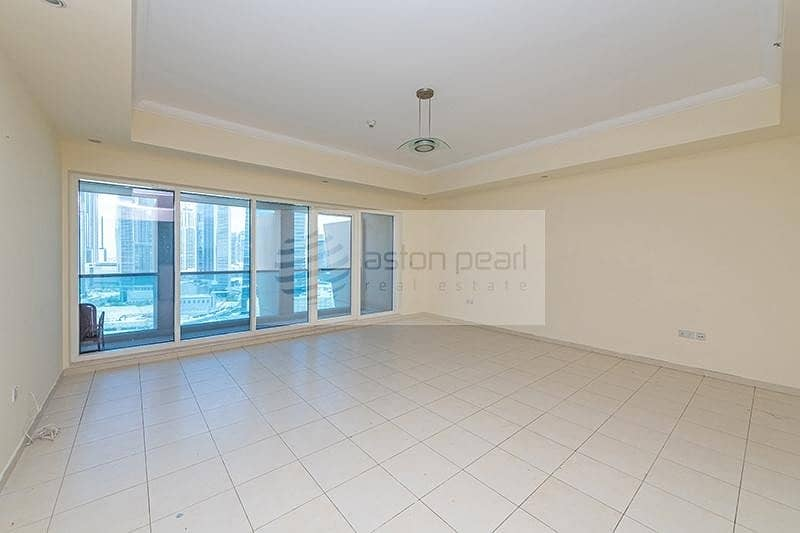 Reduced Price   Canal and Burj View   High Floor