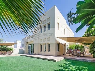 فیلا 4 غرفة نوم للبيع في المرابع العربية، دبي - Upgraded and Extended Type 10 | Well Located