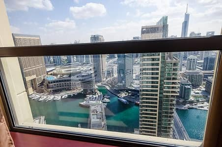 2 Bedroom Flat for Sale in Jumeirah Beach Residence (JBR), Dubai - VACANT 2 Bed Apartment | Panoramic Marina View