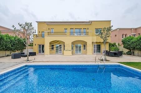 فیلا 6 غرف نوم للبيع في المرابع العربية، دبي - Mirador La Coleccion| Full Golf Course | Exclusive