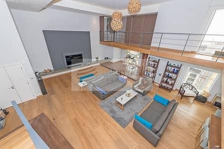 فيلا مجمع سكني 2 غرفة نوم للايجار في جي بي ار، دبي - Fully Upgraded and Furnished Duplex-Loft Apartment