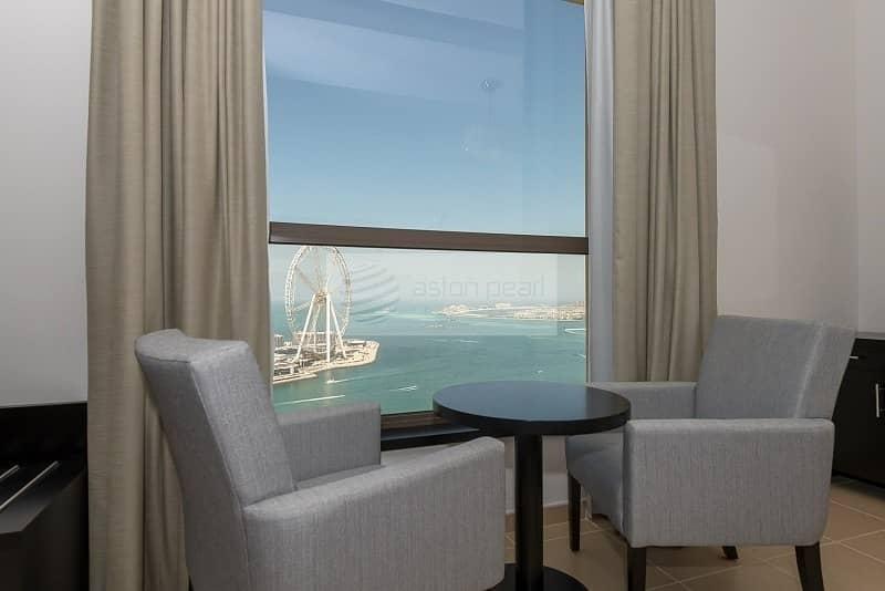 2 Panoramic Marina View   Newly Furnished   VOT