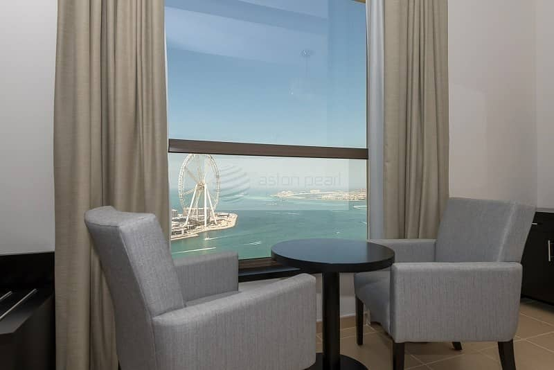 Beautiful Sea View | Renovated 2BR+Laundry