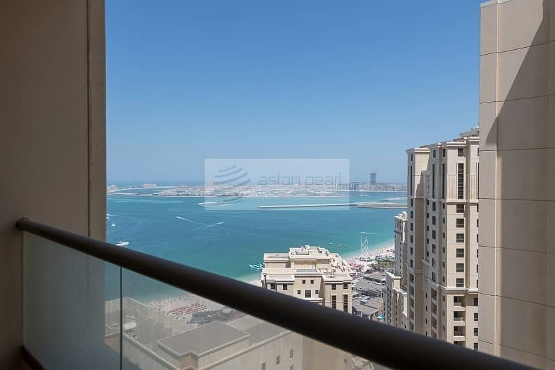 11 Beautiful Sea View | Renovated 2BR+Laundry