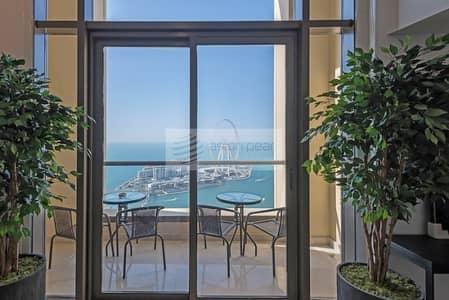 3 Bedroom Flat for Rent in Jumeirah Beach Residence (JBR), Dubai - Brand New