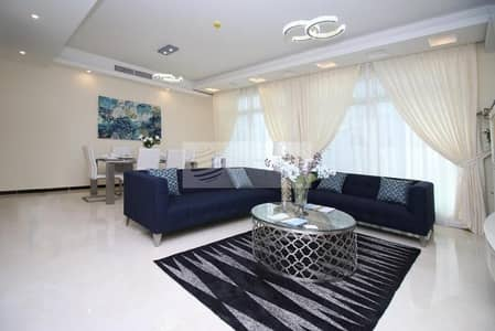 3 Bedroom Townhouse for Sale in Jumeirah Village Triangle (JVT), Dubai - Just Pay 5 % And Move In | Modern Houses