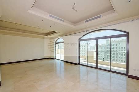 بنتهاوس 3 غرفة نوم للبيع في نخلة جميرا، دبي - Best Layout Duplex 3BR + Maid with Park Terrace