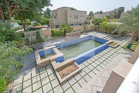 فیلا 5 غرفة نوم للبيع في السهول، دبي - Vacant | 5BR - Type 16 | Big Plot | Meadows 5