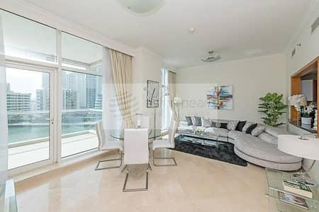 شقة 2 غرفة نوم للبيع في دبي مارينا، دبي - Fully Furnished