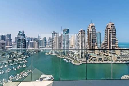 فلیٹ 3 غرفة نوم للبيع في دبي مارينا، دبي - Brand New Listing