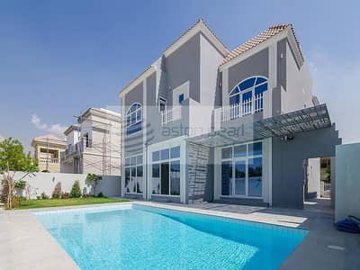 6 Bedroom Villa for Sale in The Villa, Dubai - Brand New Custom Built 6BR | Smart Home Villa
