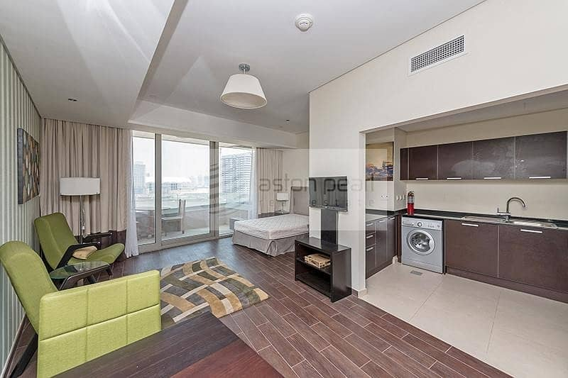 Beautiful Studio | Vacant | Fully Furnished